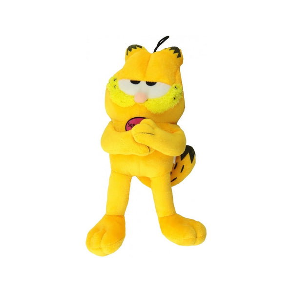 Garfield Plush Dog Toy, 10""