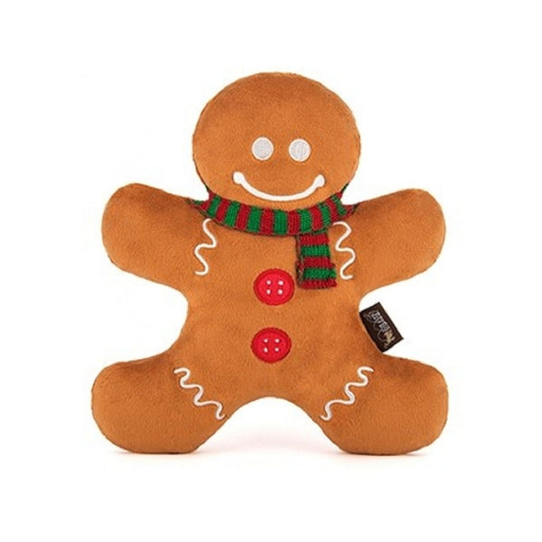 Gingerbread Man Plush Toy
