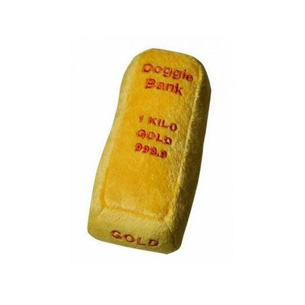 Pet Toy - 1 Kilo Gold Bar