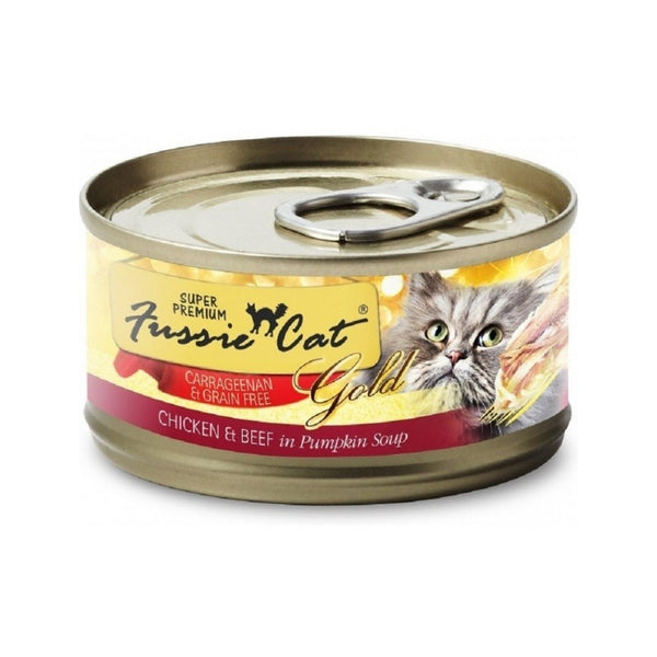 Gold Label Chicken & Beef  in Pumpkin Soup, 80g
