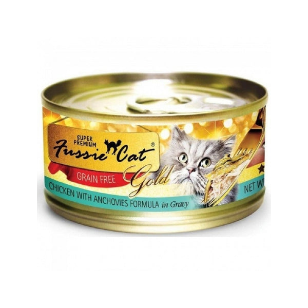 Gold Label Chicken w/ Small Anchovies, 80g