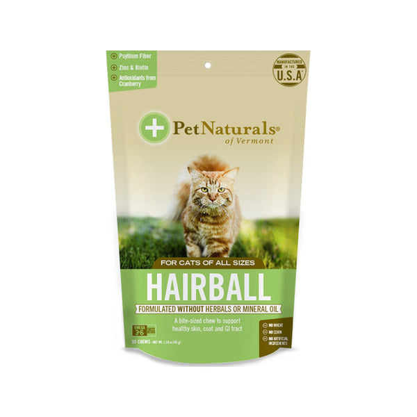 Hairball Relief Chew, 30 Counts