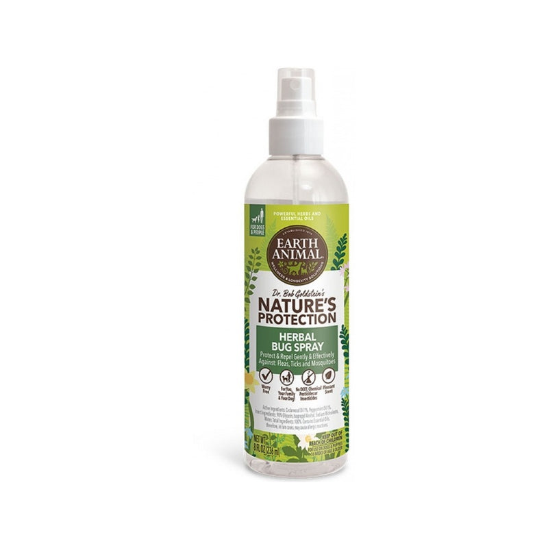 Herbal Bug Spray Spray Size : 8oz