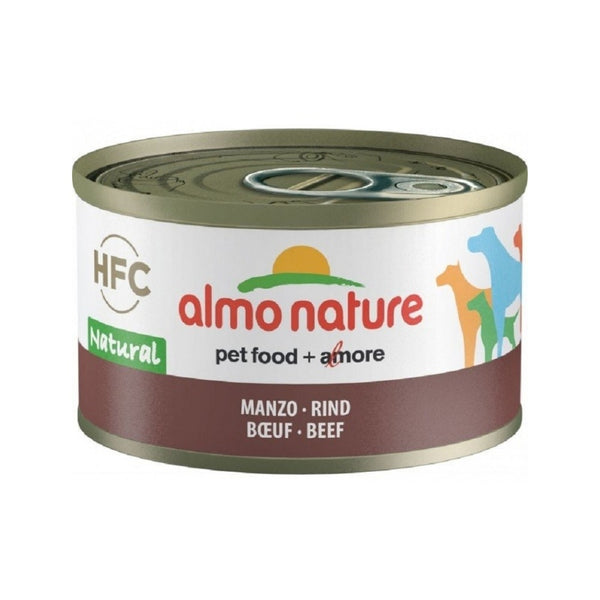 Beef Natural Canned Dog Food, 95g