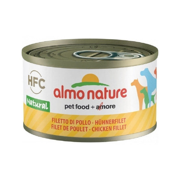 Chicken Fillet Natural Canned Dog Food Weight : 95g