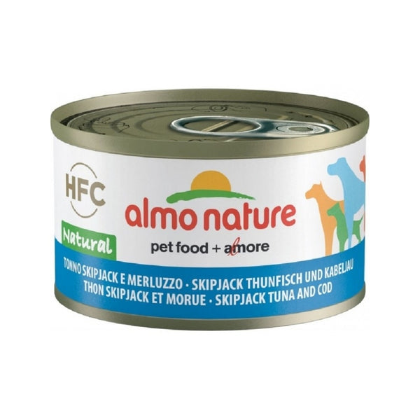 Natural - Skipjack Tuna & Cod For Dogs, 95g
