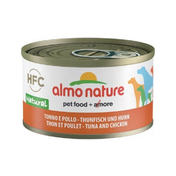 Chicken & Tuna Dog Food, 95g