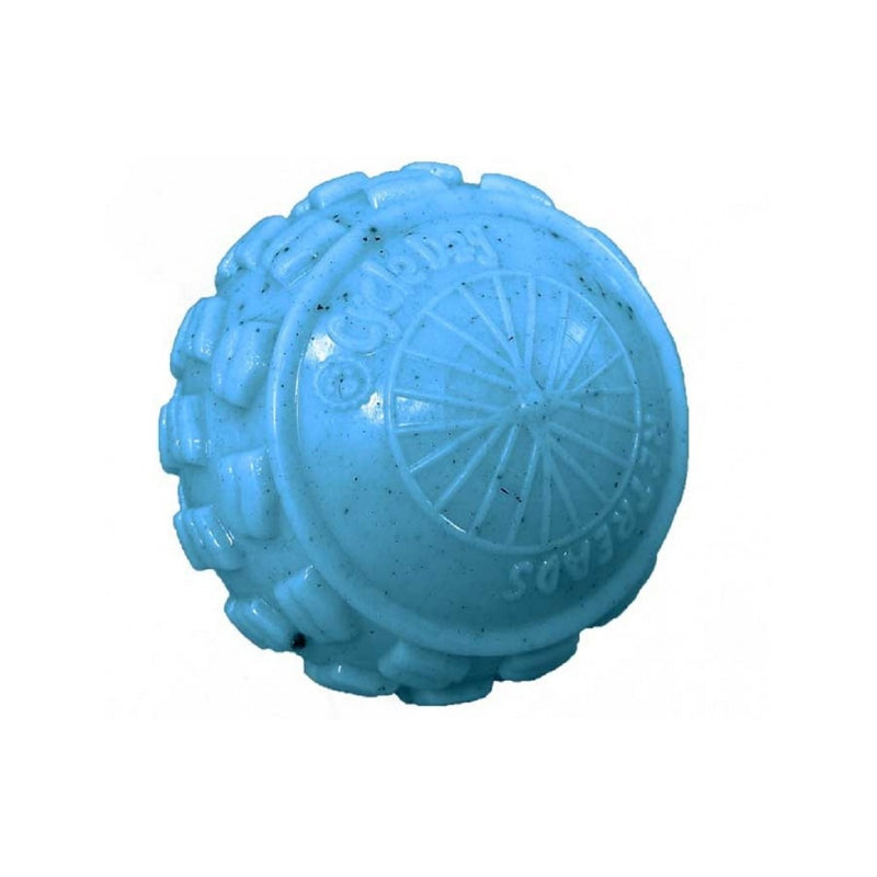 High Roller Squeak Ball, Color Blue, Large