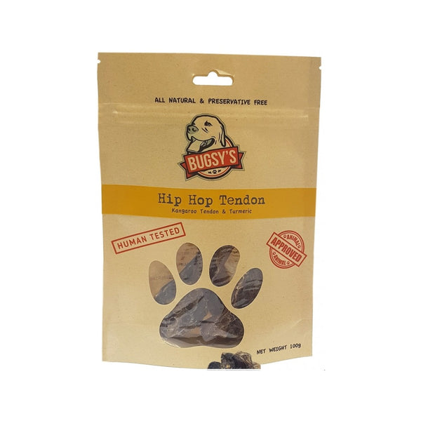Hip Hop Kangaroo Tendon with Turmeric, 70g