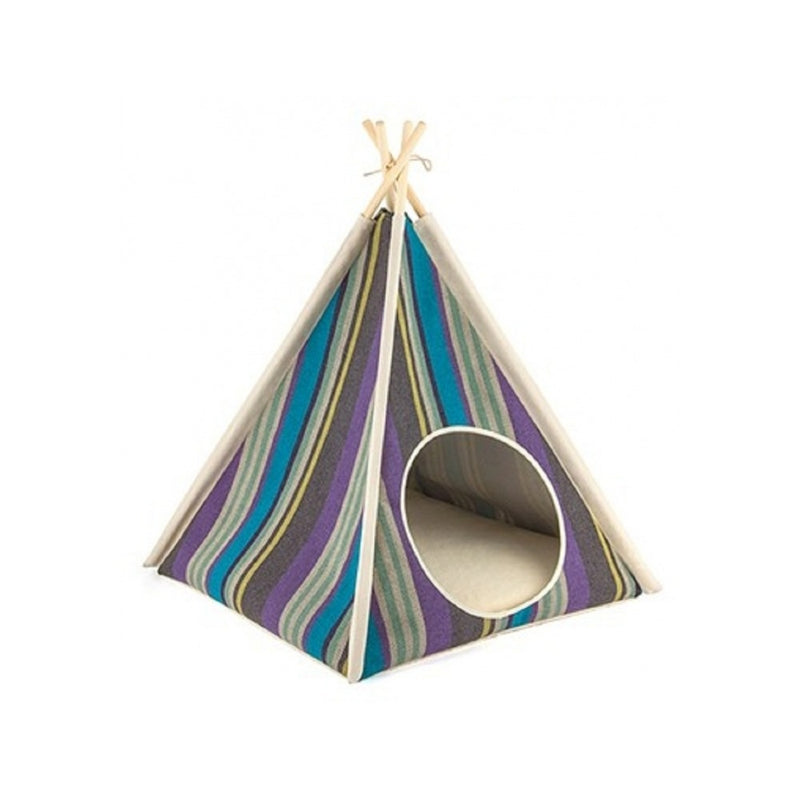 Horizon Pet Teepee, Color: Lake