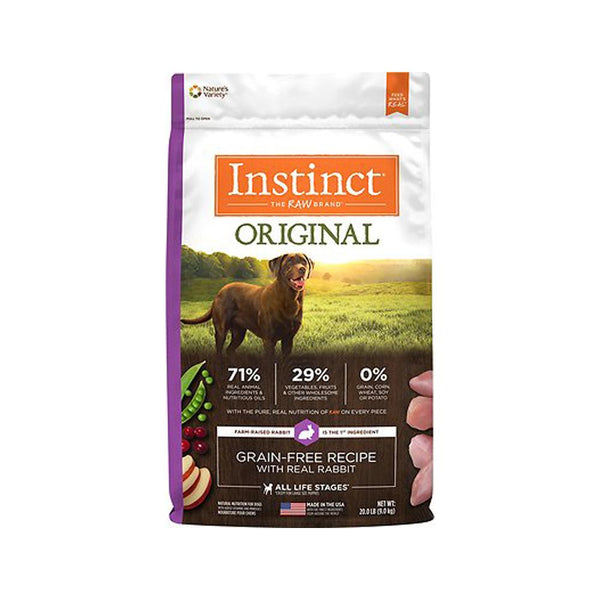 Original Grain-Free Rabbit, 4lb