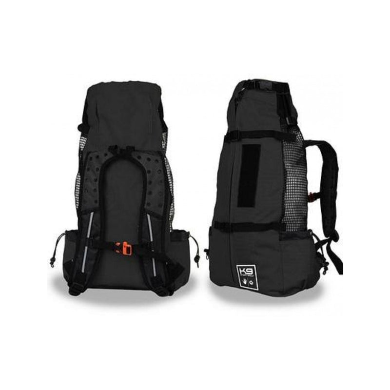 K9 Sport Sack Air, Color Jet Black, Medium