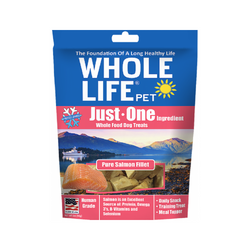 Pure Salmon Fillet for Dogs Weight : 2oz