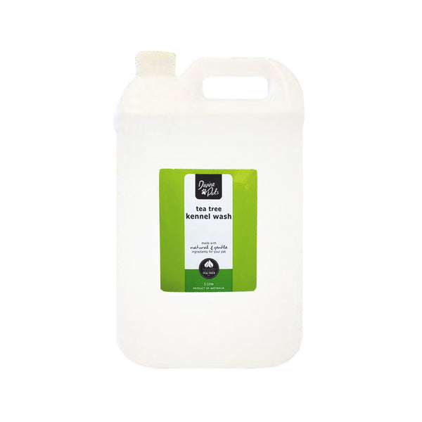 Tea Tree Kennel Wash, 5 Litre