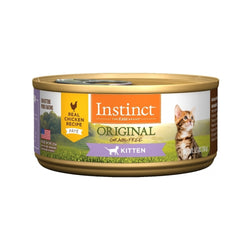 Kitten Instinct Original G.F Chicken Can, 3oz
