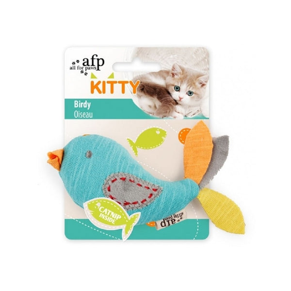 Kitty Birdy, Color: Blue