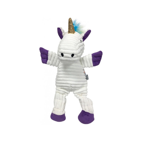 Unicorn Knotted Toy, Small 10""