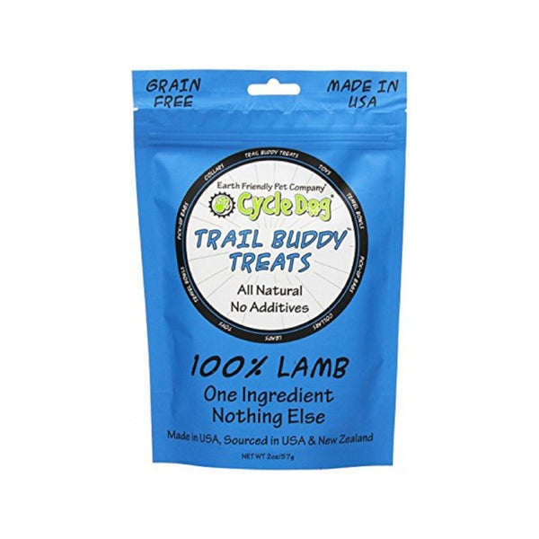 Trail Buddy Treats Flavor : Lamb Weight : 2oz