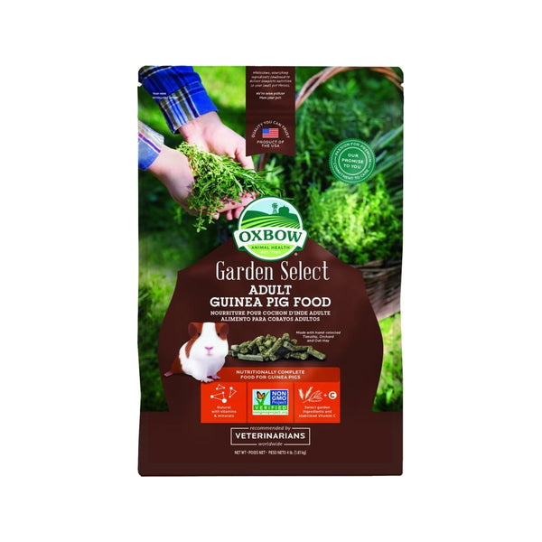 Garden Select Fortified Food for Guinea Pigs 4lb