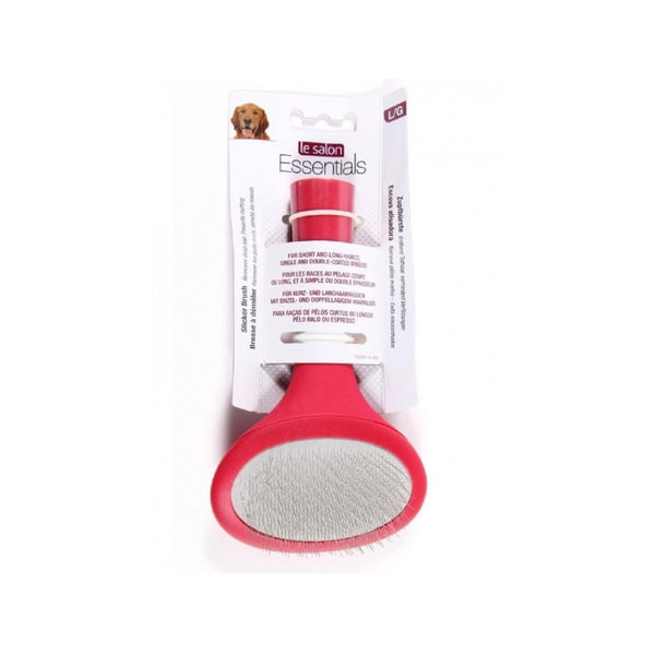 Le Salon Slicker Brush for Dogs Size : Large