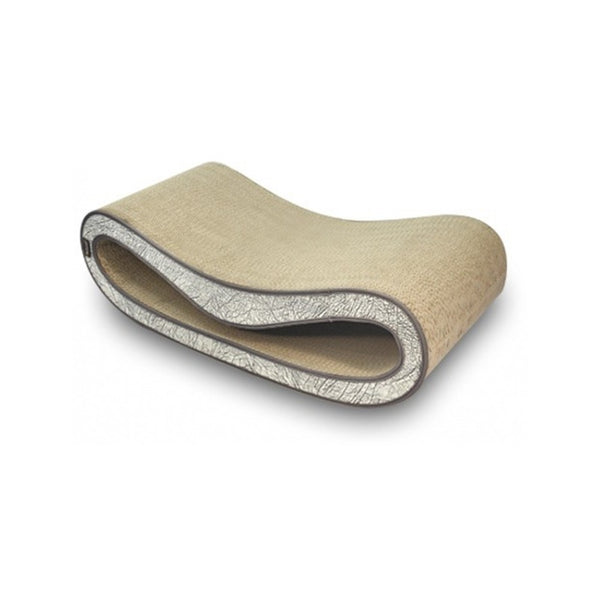 Leeloo Cat Scratcher, Color: Grey