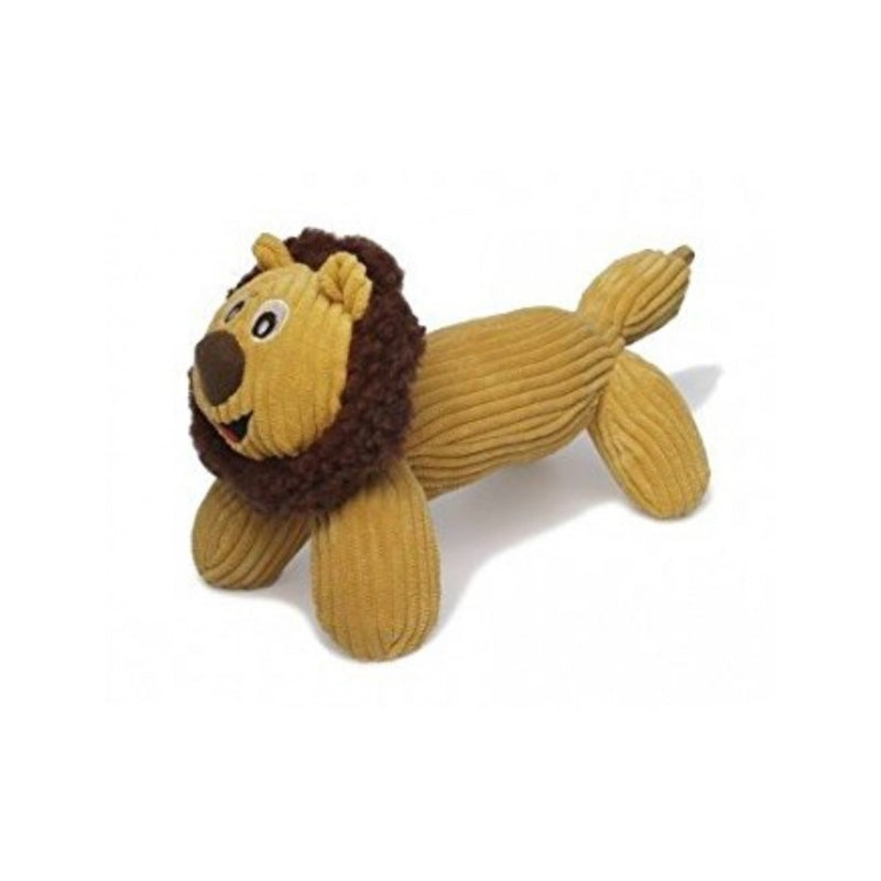 Corduroy Balloons, Lion Cuddle Toy For Dogs