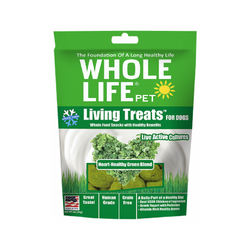 Living Treats Heart-Healthy Green Blend Weight : 3oz