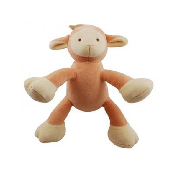 "Lolly Lamb Pink Petite Size :  6""inch"