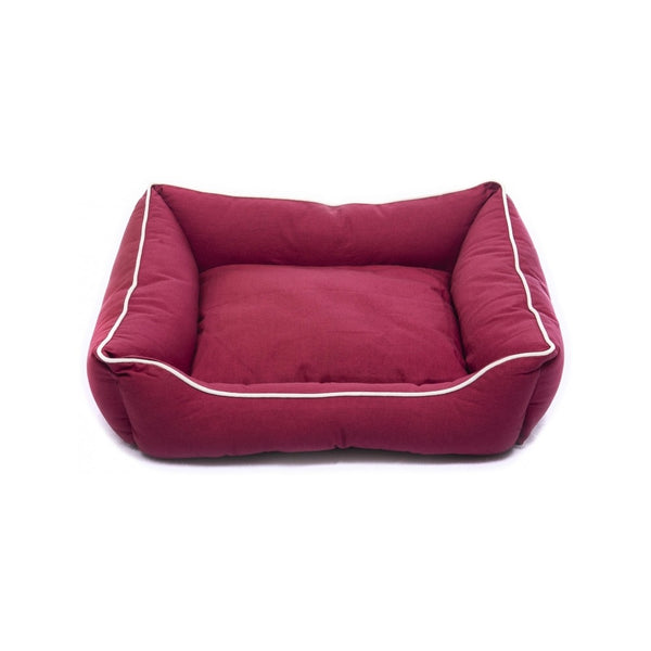Lounger Bed, Color Berry, Medium