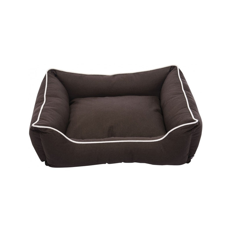 Lounger Bed, Color Espresso, Large