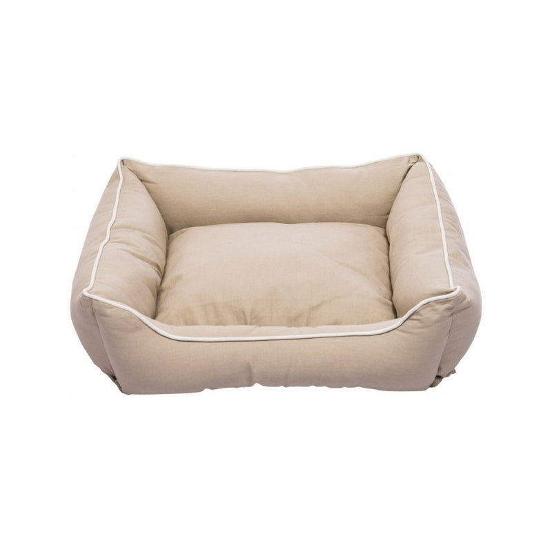 Lounger Bed, Color Sand, Large