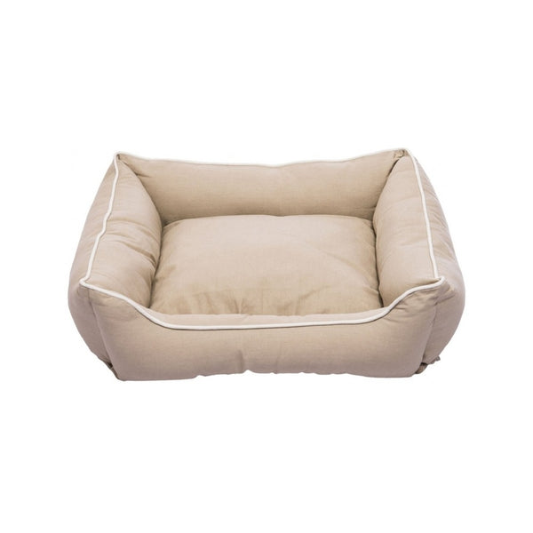 Lounger Bed, Color Sand, XLarge