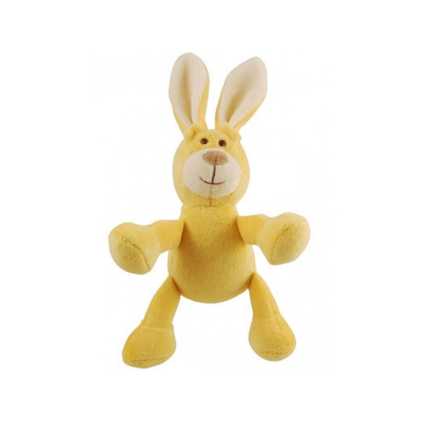 "Lucy Bunny Yellow Petite Size : 6""inch"