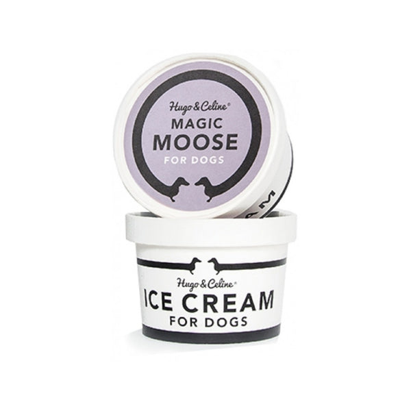 Frozen Magic Moose Ice Cream for Dogs,120g (*deliver HK Island Only)