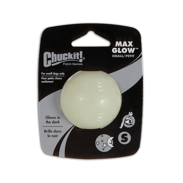 Max Glow Small - Canine Hardware Chuck It
