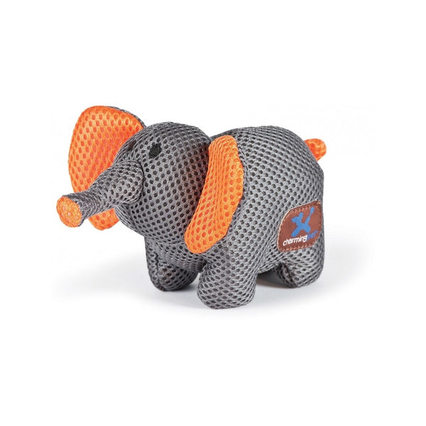 Lil' Roamers Mesh, Elephant Dog Plush Toy