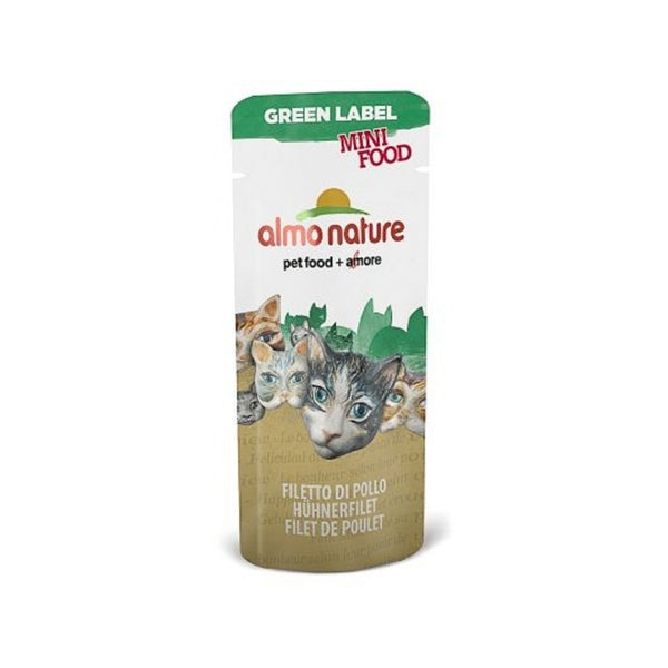 Feline Mini Food Chicken Fillet, 3g