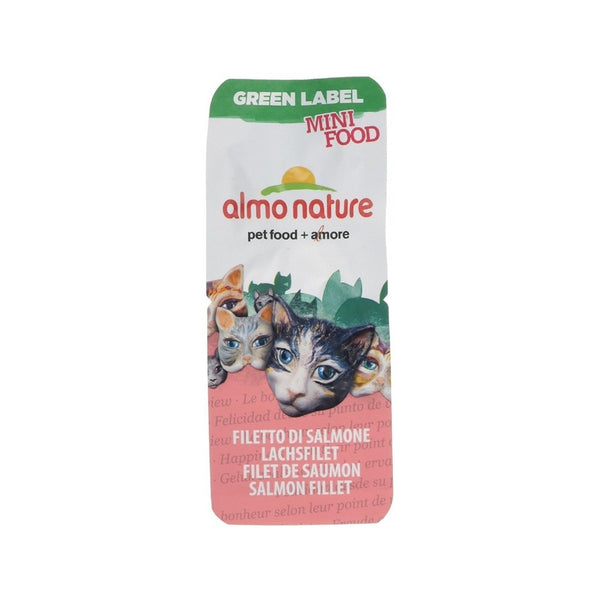 Feline Mini Food Salmon, 3g