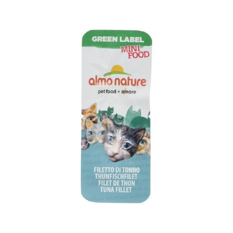 Feline Mini Food Tuna Fillet, 3g