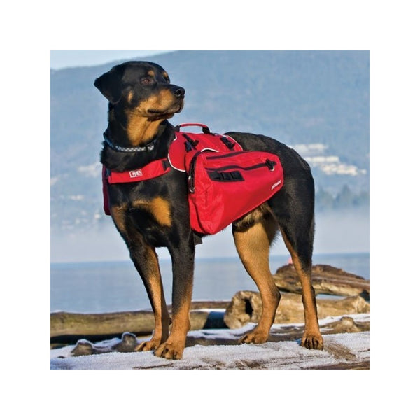 Trail Dog Backpack, Color Red, Medium