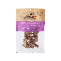 Carnivore Nutrition F-Dried Chicken Hearts Size : 1oz