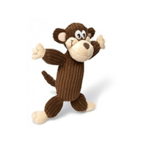 Corduroy Balloons, Monkey Cuddle Toy For Dogs