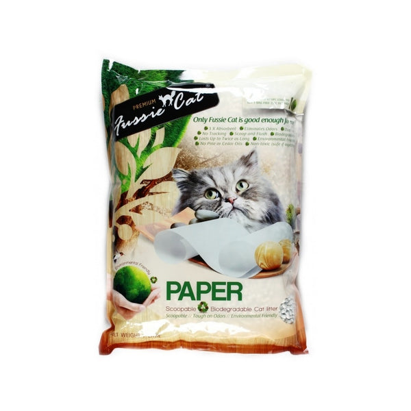 Natural Paper Cat Litter, 7L