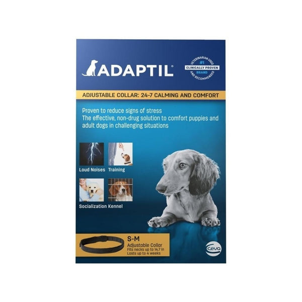 "Adaptil Comfort Zone Calming Collar Size : Small (up to 14"" neck)"