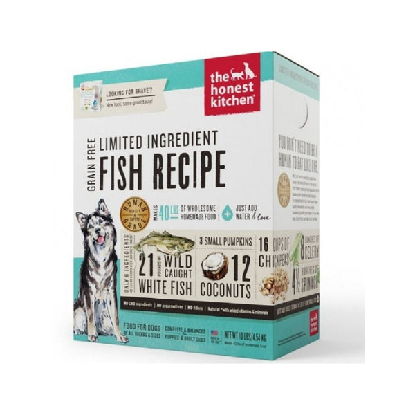 LID Grain-Free Fish & Coconut, 4lb