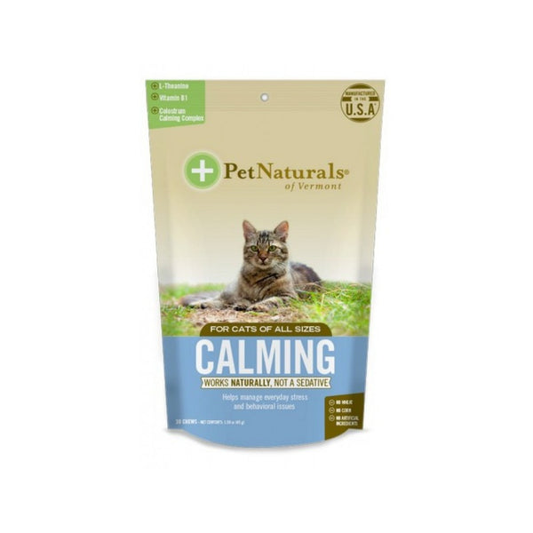 Calming for Cats Soft Chew : 30 Counts