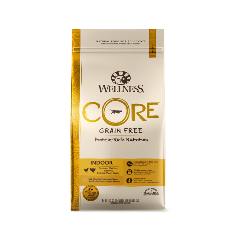 Feline Core Indoor Recipe, 5lb