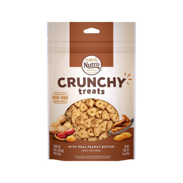 Treats - Crunchy Peanut Butter, 10oz