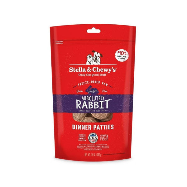 Freeze-Dried Dinners - Rabbit Weight : 5.5 oz