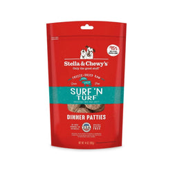 Freeze-Dried Dinners - Surf N Turf Weight : 14oz